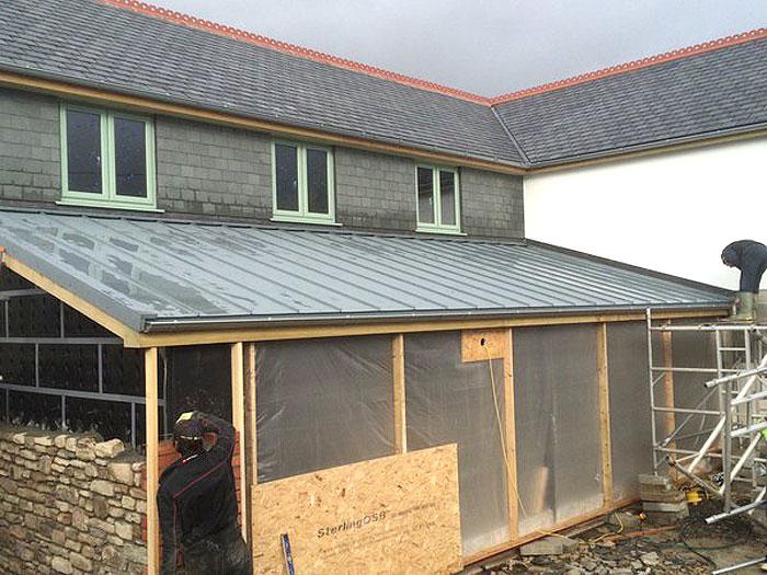 Cornwall Zinc Roofing The No 1 Go To Zinc Installer