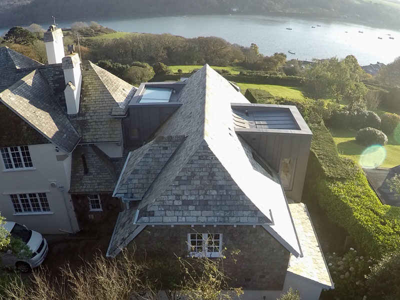 Cornwall Zinc Roofing - The No. 1 go to Zinc installer throughout Cornwall
